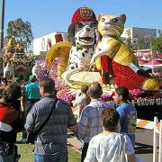 Post Parade: A Showcase of Floats - One Day Tickets